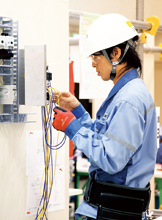 Electric Instrumentation Section skills competition
