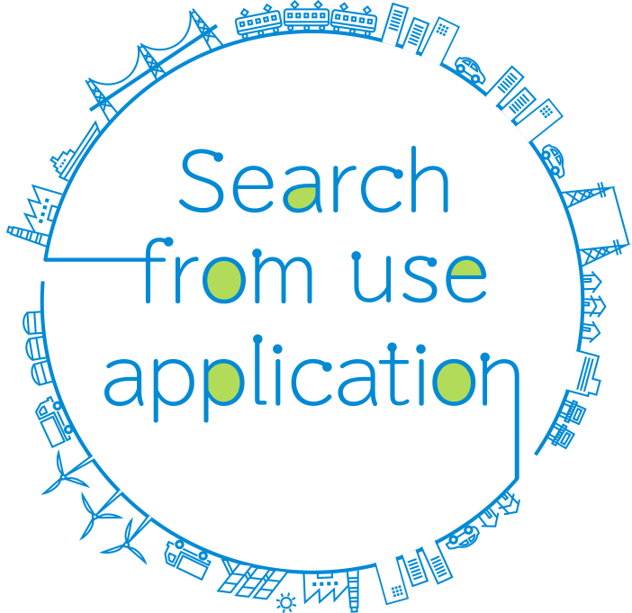 Search from use application